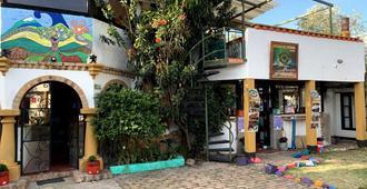 Alegria Hostel - Villa de Leyva - Outdoor view