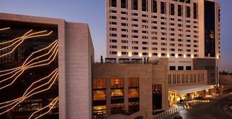 Fairmont Amman - Amman - Toà nhà