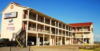 Texas Inn - Waxahachie - Edificio