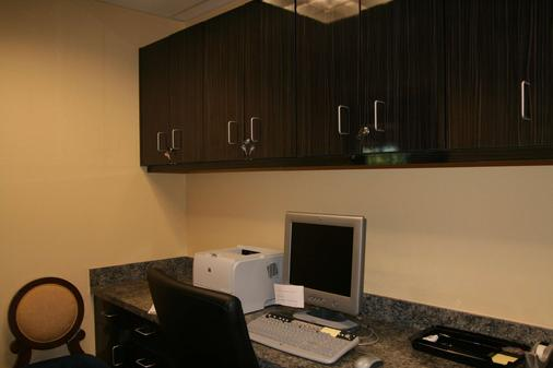 Hampton Inn and Suites McAlester, OK - McAlester - Business centre