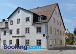 Gästehaus Stiftsstadt - Kempten - Building