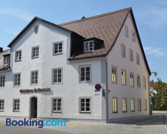 Gästehaus Stiftsstadt - Kempten im Allgau - Building
