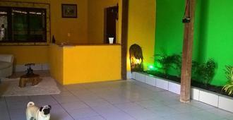 Tranquilao Hostel - Angra dos Reis - Front desk