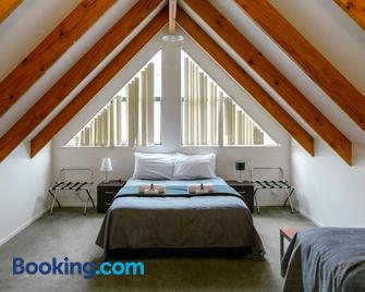 Sunset Motel - Thames - Bedroom