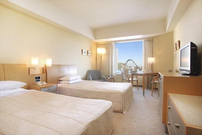 Tokyo Dome Hotel - Tokyo - Bedroom