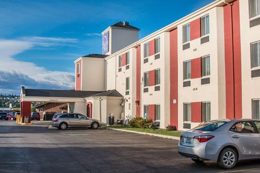 Sleep Inn - Missoula - Building