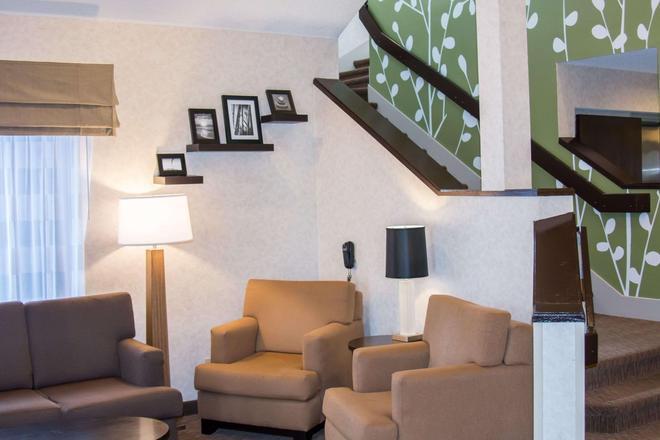 米蘇拉斯利普酒店 - 密蘇拉 - 米蘇拉 - 客廳