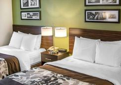 Sleep Inn - Missoula - Makuuhuone