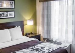 Sleep Inn - Missoula - Bedroom