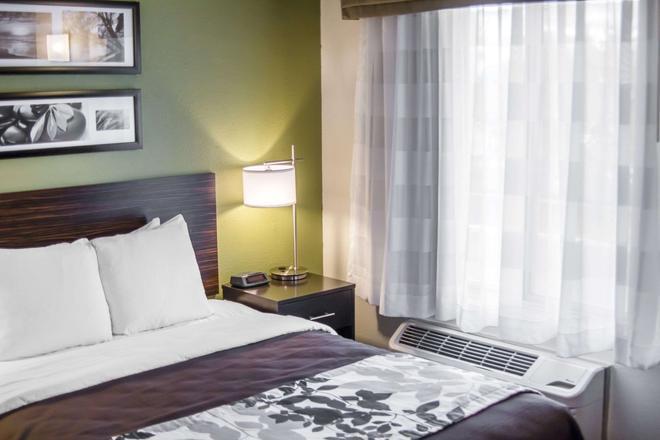 米蘇拉斯利普酒店 - 密蘇拉 - 米蘇拉 - 臥室