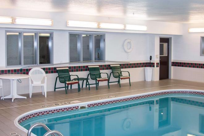 米蘇拉斯利普酒店 - 密蘇拉 - 米蘇拉 - 游泳池