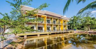 Saithong Resort - Trang - Building