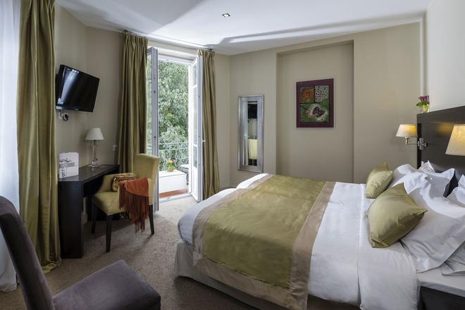 樂普拉斯酒店 - 昂蒂布 - 昂蒂布 - 臥室