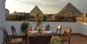 Pyramids View Studios - Giza - Balcony
