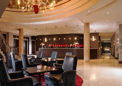 紅牛莫蘭酒店 - 都柏林 - 都柏林 - 大廳