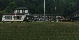 Knights Inn Huntsville - Huntsville - Edificio