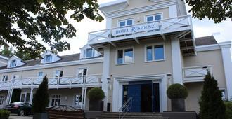 Hotel Residenz - Heringsdorf (Mecklemburgo-Pomerânia Ocidental) - Edifício