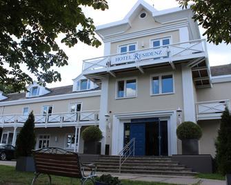 Hotel Residenz - Heringsdorf (Meclemburgo-Pomerania Anteriore) - Edificio