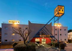 hotelF1 Mulhouse Bâle aéroport - Saint-Louis - Bâtiment