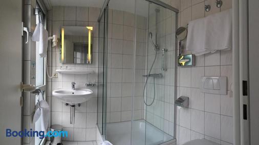 Alfa Hotel - Karlsruhe - Phòng tắm