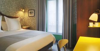 Hôtel Joséphine by Happyculture - Paris - Bedroom