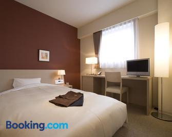 Montein Hotel - Kitakami - Slaapkamer