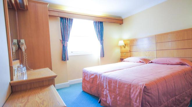 Nayland Hotel - London - Bedroom