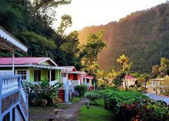 Chez Ophelia Cottage Apartments - Roseau - Vista esterna