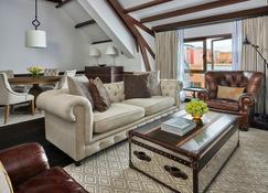 Four Seasons Casa Medina - Bogotá - Living room