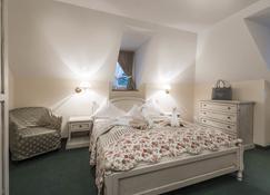 Villa Helvetia - Merano - Camera da letto