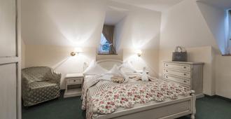 Villa Helvetia - Merano - Bedroom