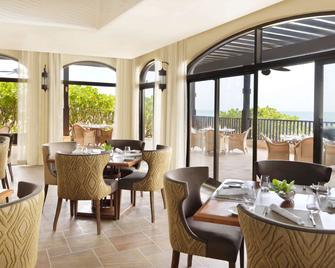 Anantara Desert Islands Resort & Spa - Sir Bani Yas - Restaurace