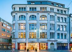 貝斯特韋斯特堡恩斯維格城市酒店 - 布倫瑞克 - 布倫瑞克 - 建築