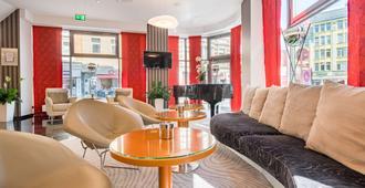 Best Western City-Hotel Braunschweig - Braunschweig - Lounge