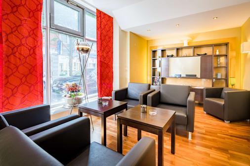 Best Western City-Hotel Braunschweig - Braunschweig - Bar