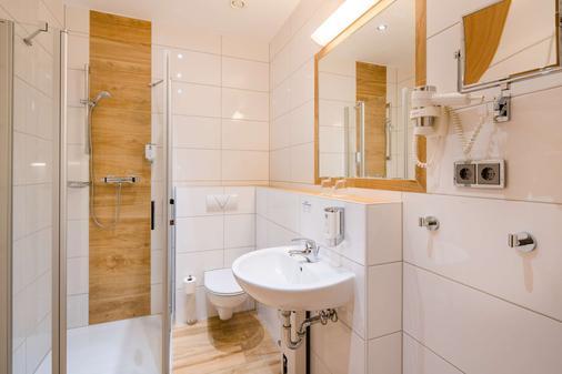 Best Western City-Hotel Braunschweig - Braunschweig - Bathroom