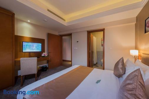 Boudl Al Qasr - Ριάντ - Κρεβατοκάμαρα