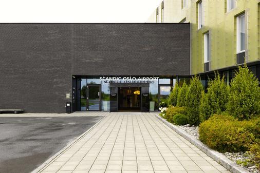 Scandic Oslo Airport - Gardermoen - Building
