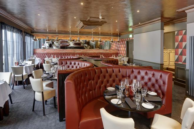 貝斯特韋斯特高級東密德蘭機場紫杉旅館酒店 - 德比 - 德比 - 餐廳