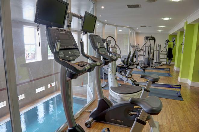 Best Western Premier Yew Lodge Hotel & Conference Centre - Derby - Kuntosali
