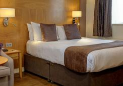 Best Western Premier Yew Lodge Hotel & Conference Centre - Derby - Makuuhuone