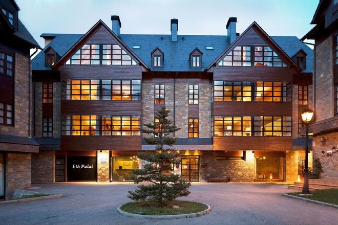 埃斯帕萊套房酒店 - 別利亞米特格阿蘭 - 維耶拉 - 建築