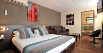 Best Western Plus Hotel Windsor - Perpignan - Soverom