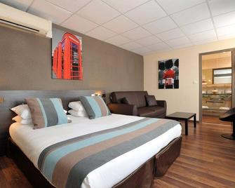 Best Western Plus Hotel Windsor - Perpignan - Bedroom