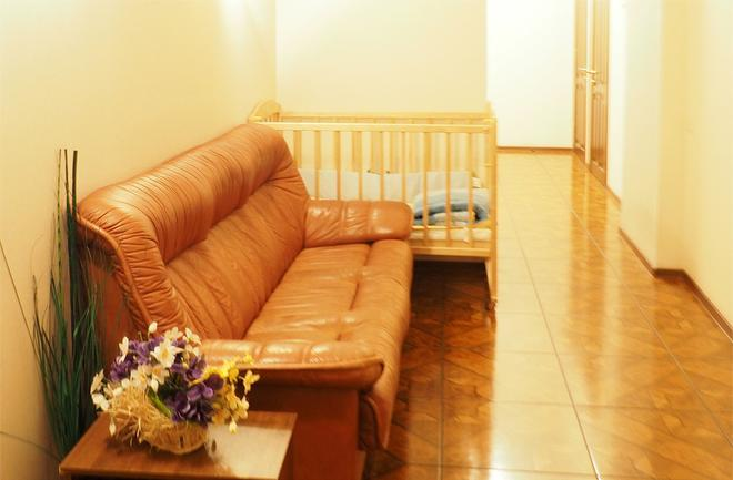 Antares by Center Hotels - Saint Petersburg - Living room
