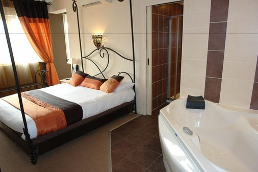 Brit Hotel Olympia - Bourges - Bedroom