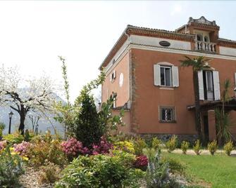 Casale Marella - Ceccano - Edificio