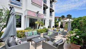 La Villa Cannes Croisette - Cannes - Patio
