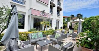 La Villa Cannes Croisette - קאן - פטיו