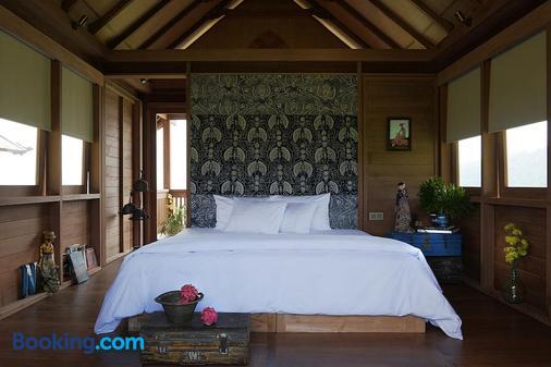 Sanak Retreat Bali - Banjar - Спальня